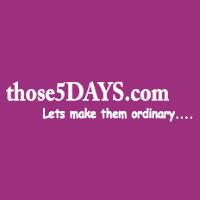 Those5Days discount coupon codes